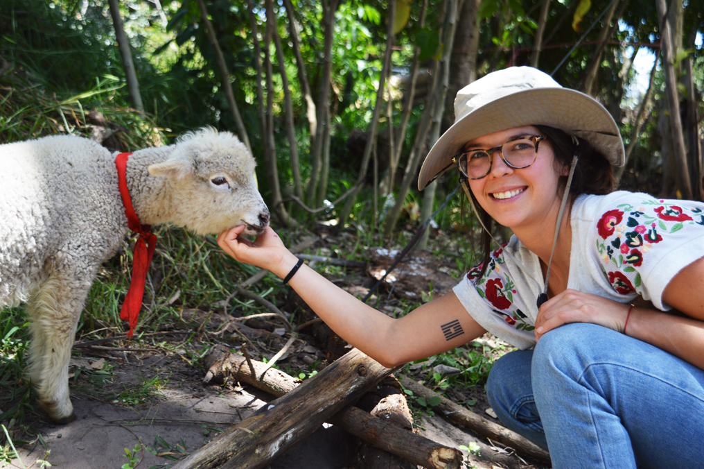 Allpa Tarpuna Red de Guardianes de Semillas Ecuador Permacultura