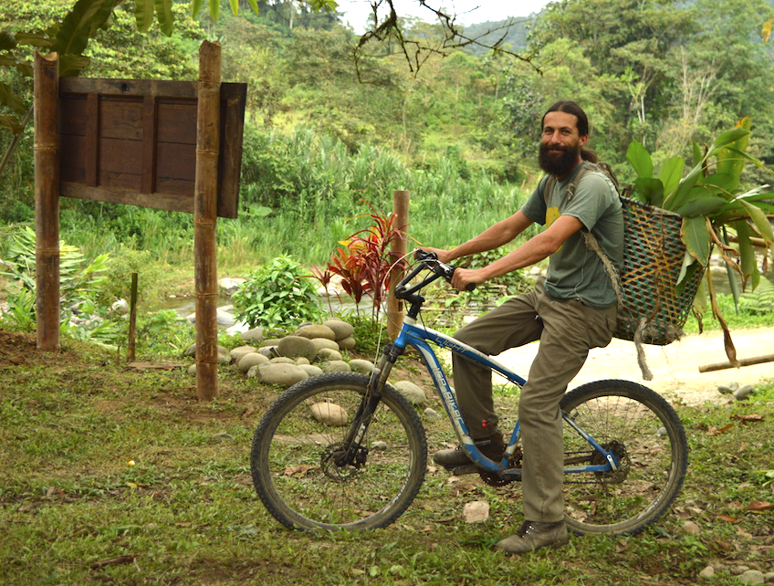 Mashpi Red de Guardianes de Semillas Ecuador Permacultura