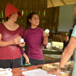 Aromaterapia magica Shungu Tola Red de Guardianes de Semillas Ecuador permacultura organico